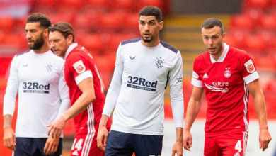 Photo of Balogun, Aribo helps Gerrard's Rangers keep unbeaten run