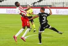 Photo of Umar Sadiq now in Spain with La Liga chasing Almeria