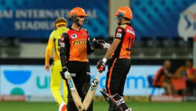 Photo of 19-year-old Garg inspires Sunrisers win over struggling Super Kings
