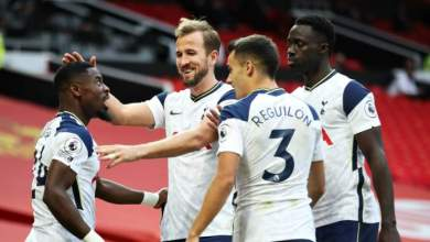 Photo of Manchester United 1-6 Tottenham: Solskjaer's sorry side suffer joint-record home defeat