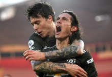 Photo of Cavani inspires Man Utd's 3-2 comeback win against Southampton