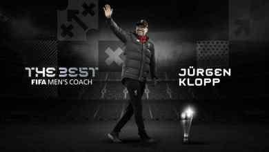 Photo of Klopp wins The Best FIFA Men's Coach award again