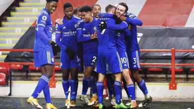Photo of Ndidi scores as Foxes outgun the Blues