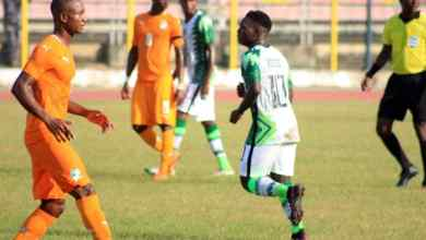 Photo of Golden Eaglets falter again, held by Ghana's U-17