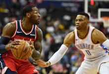 Photo of Rockets trade Westbrook to Wizards for Wall amid Harden uncertainty