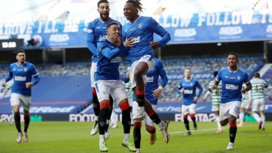 Photo of Aribo scores in Rangers incredible comeback win