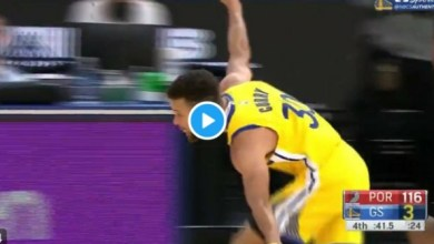 Photo of VIDEO: Curry drops career-high 62 points to lead Warriors past Portland