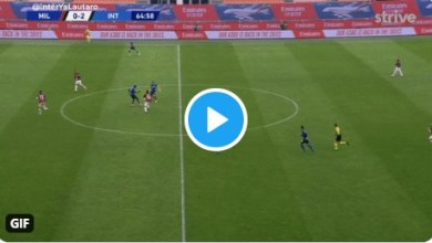 Photo of VIDEO: Romelu Lukaku scores a great individual goal to earn Milan derby record