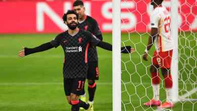 Photo of Salah stars as naive Leipzig lose to Liverpool in Champions League