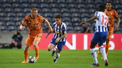 Photo of Sanusi stars as Porto pick up first leg win over Juventus in Champions League