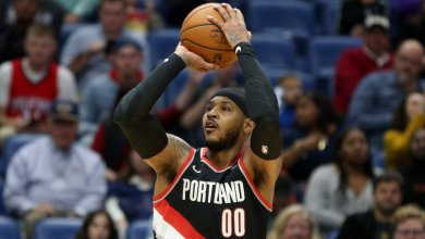 Photo of Portland Trail Blazers defeat Miami Heat away from home