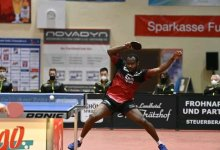 Photo of Quadri flies Nigerian flag, through to last 8 in World Table Tennis tourney