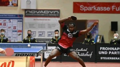 Photo of Quadri crashes out of WTT Middle East Hub