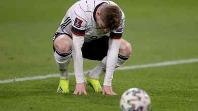 Photo of North Macedonia hands Germany first qualifying defeat in 20 years
