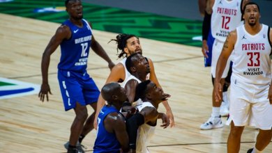 Photo of Musician J.Cole makes professional basketball debut for Patriots in Basketball Africa League