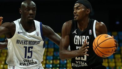 Photo of Rivers Hoopers defeat Madagascar's GNBC for first BAL victory