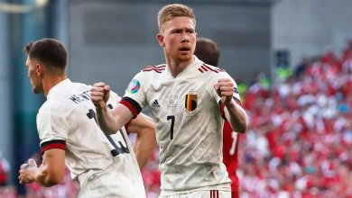 Photo of De Bruyne drops masterclass on return from injury to lead Belgium into RO16