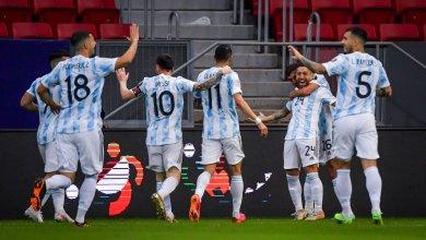 Photo of Messi lights up Copa America quarterfinal against Ecuador