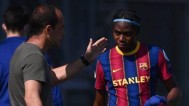 Photo of Barça Femení reportedly sack Oshoala's coach for doing his job