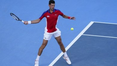 Photo of Men's Tennis Single: Djokovic keeps Golden Slam chase alive, eases into semi-final