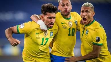 Photo of Brazil edges Chile, set to face Peru in Copa America semifinal