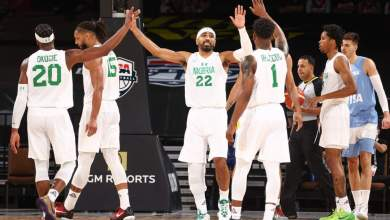 Photo of D'Tigers ranked fourth best team in Olympics in FIBA Power Rankings