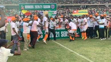 Photo of Atshimene hattrick fires Akwa United to NPFL glory for first time in history