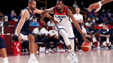 Photo of USA defeats France to claim Gold in Men's Basketball at Tokyo Games