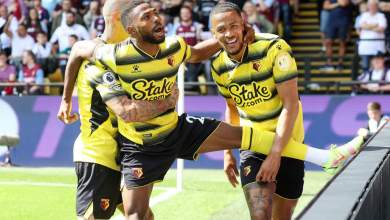 Photo of Dennis scores on debut in superb Watford win