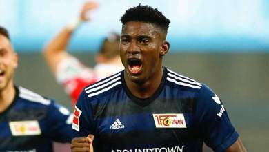 Photo of Awoniyi, Ejuke score as Osimhen sees red for Napoli
