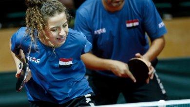 Photo of 13-year-old Hana Goda defeats Africa's best player in ITTF singles semis