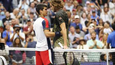 Photo of Tsitsipas, Osaka sent packing from US Open in third round by 18-year-olds