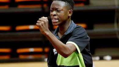 Photo of 17-year-old Boboye through to last 16 in men's table tennis tourney