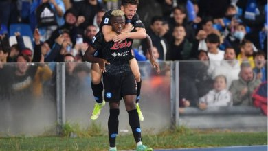 """Photo of Victor Osimhen: """"Torino goal the most important of my career so far"""""""