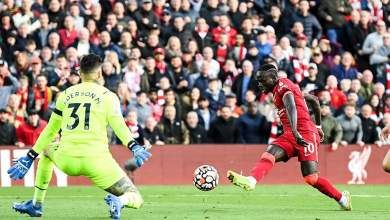 Photo of Liverpool and Manchester City inseparable in four-goal thriller