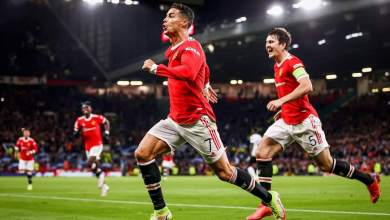 Photo of Ronaldo scores winner in rousing Manchester United comeback against Atalanta