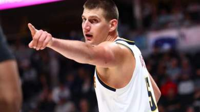 Photo of MVP Jokic leads Nuggets to NBA opening day win over Phoenix Suns