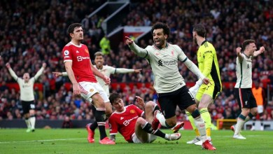 Photo of Salah sets African goalscoring record as five-star Liverpool maul hapless Manchester United