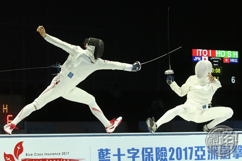 AFC2017_Fencing_MEN'S EPEE TEAM_BRONZE_FCW_6889