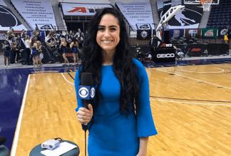 Basketball Analyst Julianne Viani Gives Glory to God