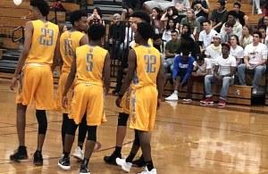 Heritage Basketball Time to Shine