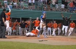Vacaville High Bulldogs baseball
