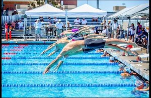California Capital Aquatics Summer Sanders Swim Meet