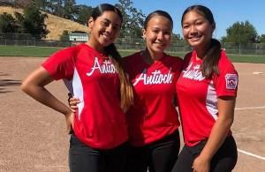 Antioch Little League, senior softball all-stars
