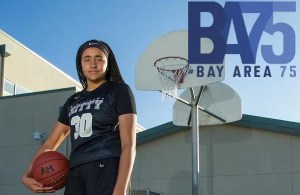 Bay Area athletes of the year, Haley Jones