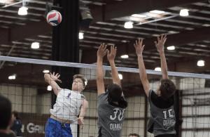 NCVA, USA Volleyball, USA Volleyball Girls Junior National Championships, Girls Junior National Championships, Junior NationalChampionships