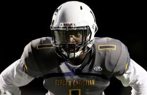 Berean Christian football, George Udo