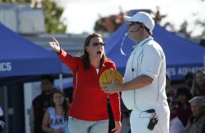 """California Interscholastic Federation emailed us, """"Dear Mom and Dad, Cool It."""" The subject? Declining amount of high school sports officials."""