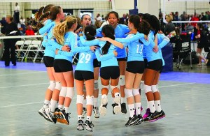 NCVA, Volleyball, Youth League, Boys, Girls