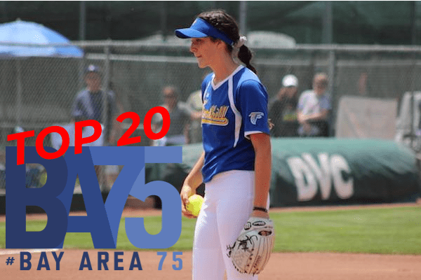 Bay Area 75, Top 20, Nicole May